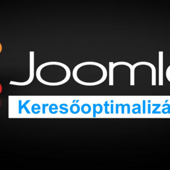 Joomla keresőoptimalizálás