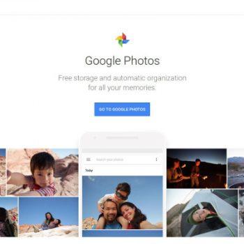 Google Fotók, online képmegosztás