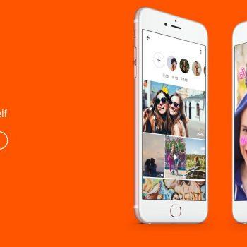 Retrica, a mobil képszerkesztő