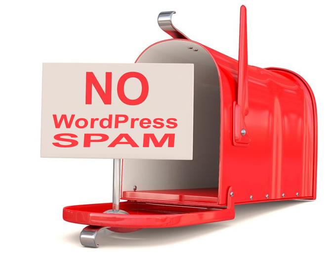wordpress hozzászólás spam ellen