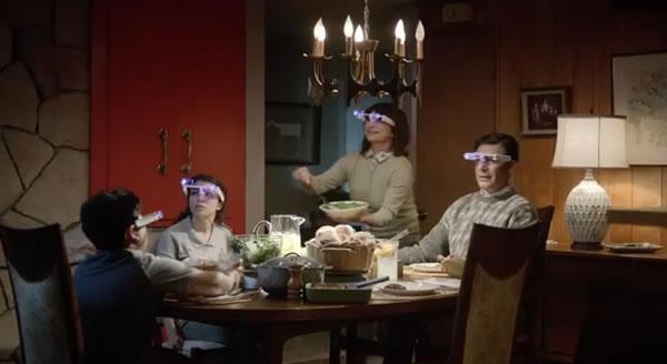 google glass paródia