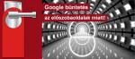 Előszobaoldalak Google büntetését hogyan úszhatjuk meg?