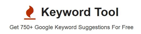 keywordtool.io egy kiváló és könnyen használható long tail kulcsszó gyűjtő eszköz