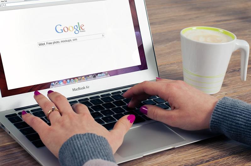 Google kereső kulcsszókutatásra