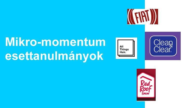 4 esettanulmány a mikro-momentumokról