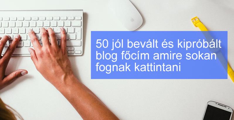 50 blog főcím