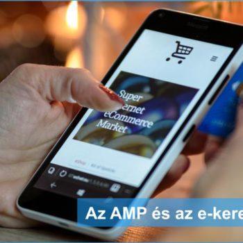 Az AMP jelentősége a webshop SEO-ban
