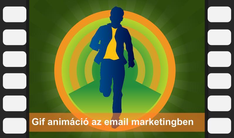 25 Gif animáció az email marketingben – a jelenlegi helyzet