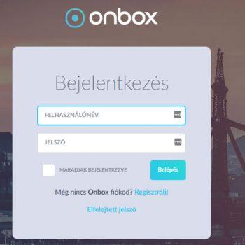 Onbox az új magyar levelező rendszer