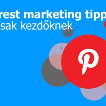pinterest marketing tippek