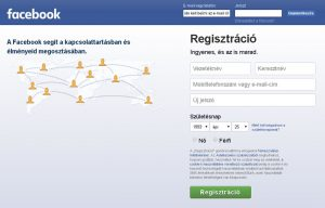 Www Facebook Bejelentkezés