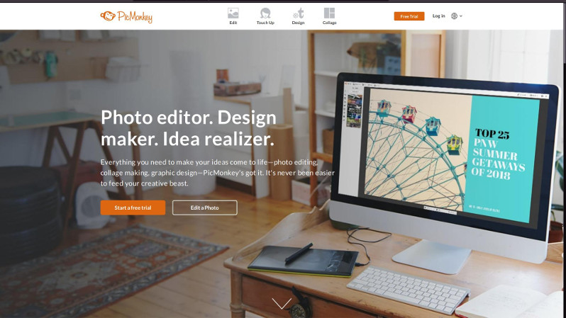Picmonkey, az online képszerkesztő amire neked is szükséged lehet