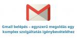 Gmail belépés – egyszerű megoldás egy komplex szolgáltatás igénybevételéhez