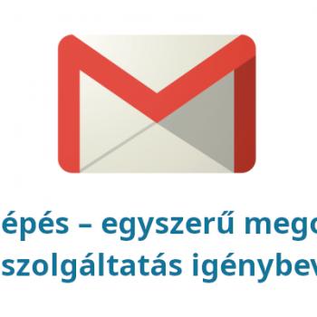 Gmail belépés komplex szolgáltatásokhoz