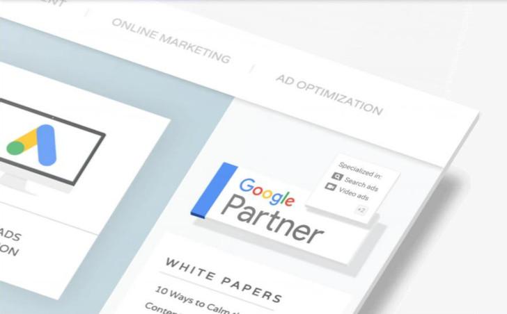 Google Partner jelentkezés