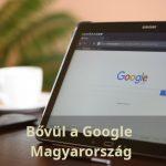 Google Magyarország, segítség már magyarul is